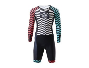 Fietskleding - Fietsshirts -  kopen - 8bar Rookies Skinsuit