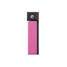 Fietsaccessoires - Veiligheid -  kopen - Abus Bordo 5700 Vouwbaar slot – Roze