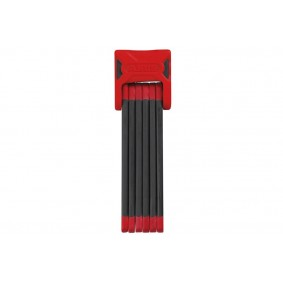 Fietsaccessoires - Veiligheid -  kopen - Abus Bordo 6000/90 Vouwbaar Rood
