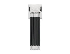 Fietsaccessoires - Veiligheid -  kopen - Abus Bordo 6000/90 Vouwbaar Wit