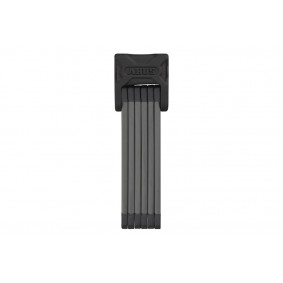 Fietsaccessoires - Veiligheid -  kopen - Abus Bordo 6000/90 Vouwbaar Zwart