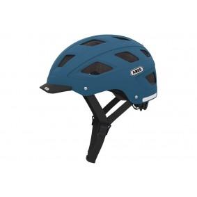 Fietsaccessoires - Fietskleding - Helmen - Veiligheid -  kopen - Abus Hyban Helm Petrol
