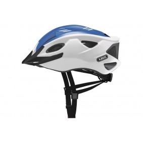 Fietsaccessoires - Fietskleding - Helmen - Veiligheid -  kopen - Abus Hyban S-Cension Race Helm – Blauw