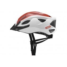 Fietsaccessoires - Fietskleding - Helmen - Veiligheid -  kopen - Abus Hyban S-Cension Race Helm – Rood