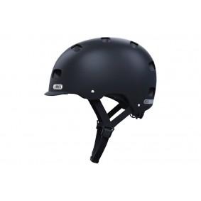 Fietsaccessoires - Fietskleding - Helmen - Veiligheid -  kopen - Abus Scraper Helmet V.2 – Velvet Black
