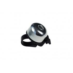 Fietsaccessoires - Fietsbellen -  kopen - BLB Ping Mini-Fietsbel – Zilver