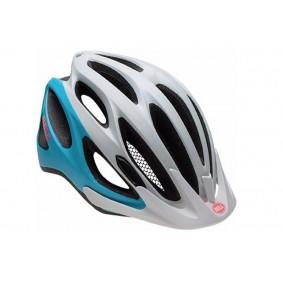 Fietsaccessoires - Fietskleding - Helmen - Veiligheid -  kopen - Bell Coast Mips 2016 Helm voor vrouwen – Matte White/Glacier Blue