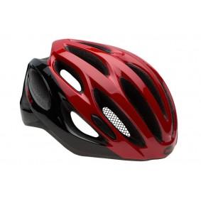 Fietsaccessoires - Fietskleding - Helmen - Veiligheid -  kopen - Bell Draft Helm – Rood/Zwart