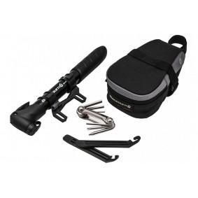 Fiets onderhoud - Fietsaccessoires - Gereedschap - Veiligheid -  kopen - Blackburn Local Ride Kit Riding Essentials