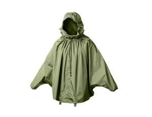 Fietskleding - Regenkleding -  kopen - Brooks Regencape Cambridge – Groen