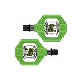 Fietsonderdelen - Overig - Pedalen -  kopen - Crank Brothers Candy 1 Pedalen – Groen