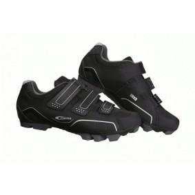 Fietskleding - Fietsschoenen -  kopen - Ges Urko Fietsschoenen – Zwart/Zilver