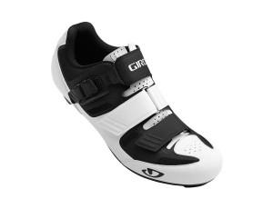 Fietskleding - Fietsschoenen -  kopen - Giro Apeckx II 2016 Fietsschoenen – Wit/Zwart