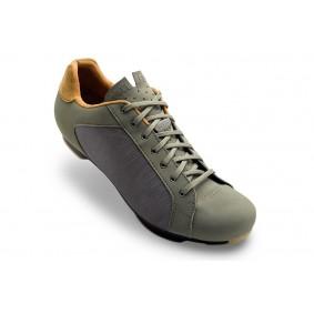 Fietskleding - Fietsschoenen -  kopen - Giro Republic Fietsschoenen – Khaki/Gum