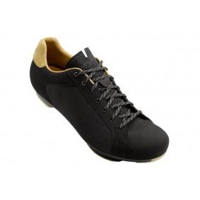 Fietskleding - Fietsschoenen -  kopen - Giro Republic Fietsschoenen – Zwarte Canvas/Gum