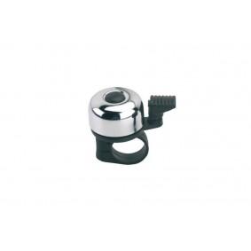 Fietsaccessoires - Fietsbellen -  kopen - Mini-Fietsbel Zilver