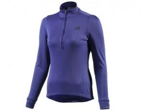 Fietskleding - Fietsshirts -  kopen - Adidas – Response LS JSY Women – Wielershirt