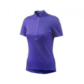 Fietskleding - Fietsshirts -  kopen - Adidas – Response SS JSY Women – Shirt