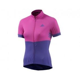 Fietskleding - Fietsshirts -  kopen - Adidas – Response Team SS JSY Women – Shirt