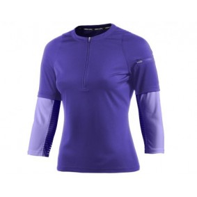 Fietskleding - Fietsshirts -  kopen - Adidas – Trail Sport SS JSY Women – Shirt