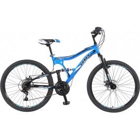 Fietsen - Mountainbikes -  kopen - Altec Albatros 26 inch Mountainbike – Blauw/Zwart