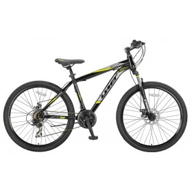 Fietsen - Mountainbikes -  kopen - Umit Arcus 26 inch Mountainbike – Zwart/Geel