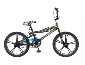 Crossfietsen - Fietsen -  kopen - Kiyoko Mountainbike 20 inch – Groen