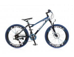 Fietsen - Mountainbikes -  kopen - Kiyoko Mountainbike 24 inch – Blauw