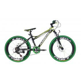 Fietsen - Mountainbikes -  kopen - Kiyoko Mountainbike 24 inch – Groen