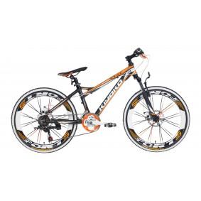 Fietsen - Mountainbikes -  kopen - Kiyoko Mountainbike 24 inch – Oranje