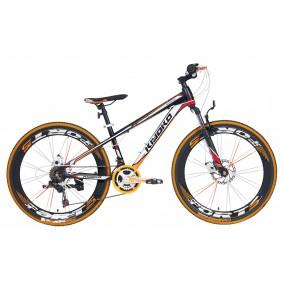 Fietsen - Mountainbikes -  kopen - Kiyoko Mountainbike 26 inch – Oranje