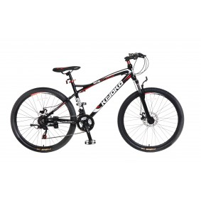 Fietsen - Mountainbikes -  kopen - Kiyoko Mountainbike 26 inch – Zwart Rood