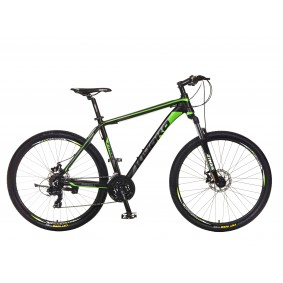 Fietsen - Mountainbikes -  kopen - Kiyoko Mountainbike 27 inch – Groen