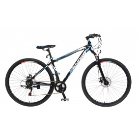 Fietsen - Mountainbikes -  kopen - Kiyoko Mountainbike 29 inch – Zwart Blauw