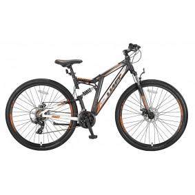 Fietsen - Mountainbikes -  kopen - Umit Kratos 29 inch Mountainbike – Zwart/Oranje